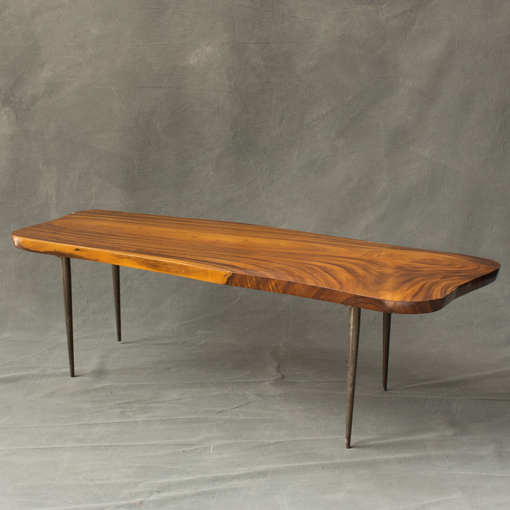 Biomorphic Coffee Table Coffee Table The Hudson Merchantile
